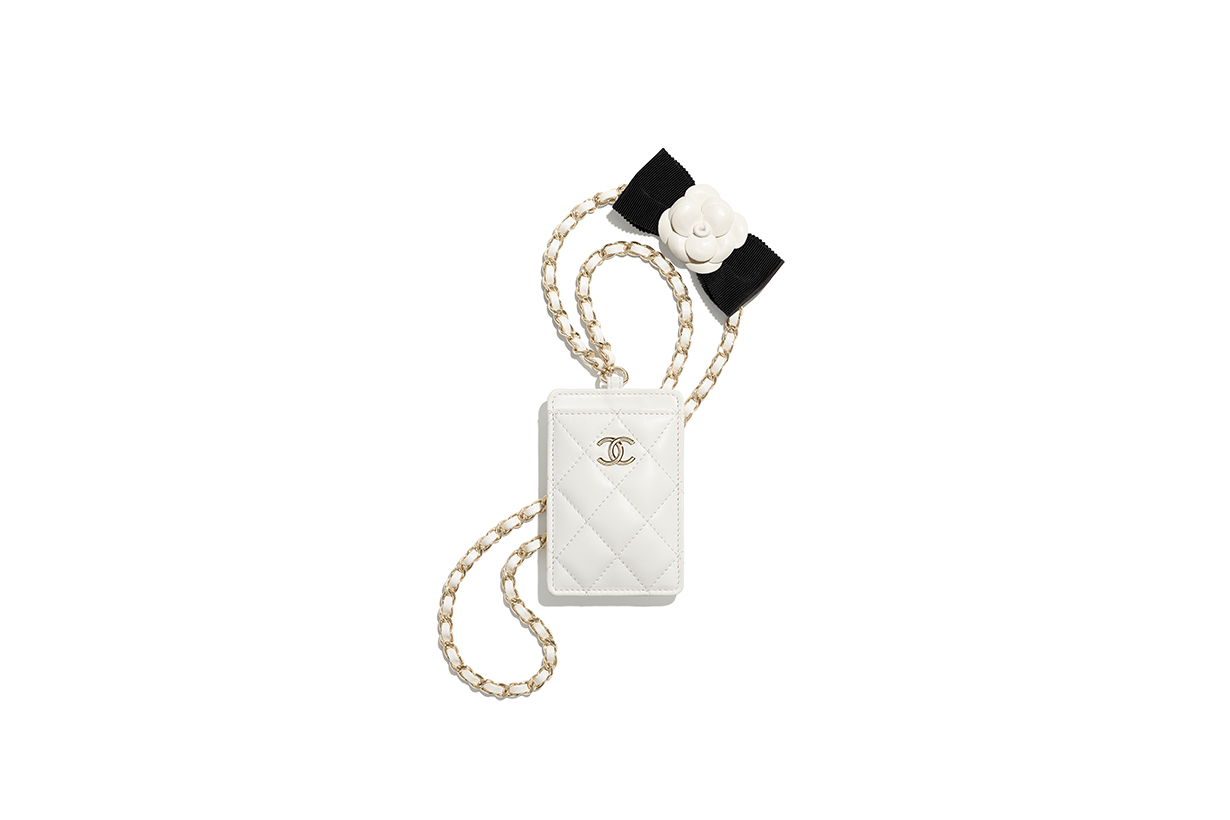 chanel 2021ss pearl handbags release info