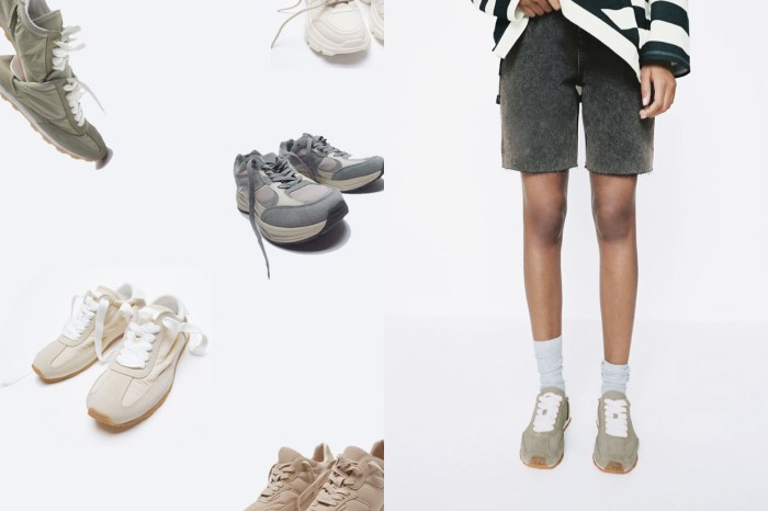 慵懶時髦得很徹底:來自你意想不到的品牌,這些波鞋每雙不用 NT$2,000!