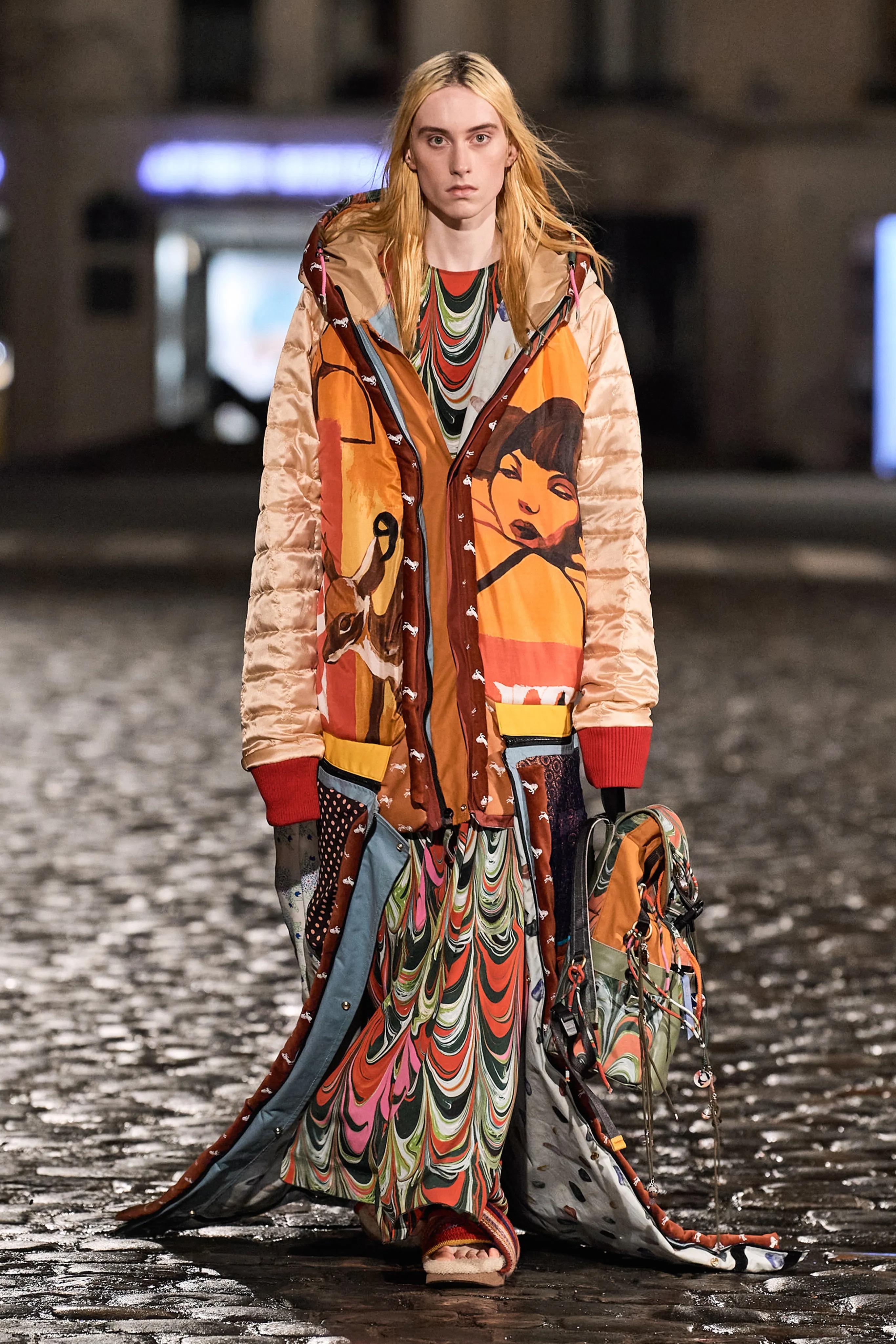gabriela hearst Chloé edith 2021 FW ready to wear handbags design