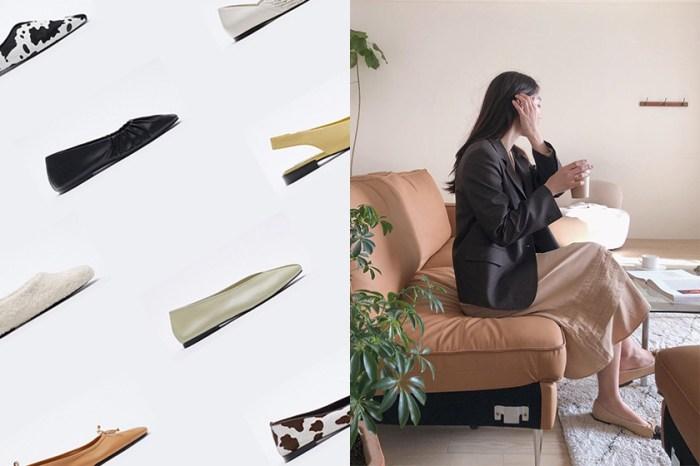 初春的優雅氣質:本季必跟著入手的皮革平底鞋,ZARA 已有這些極美款式!