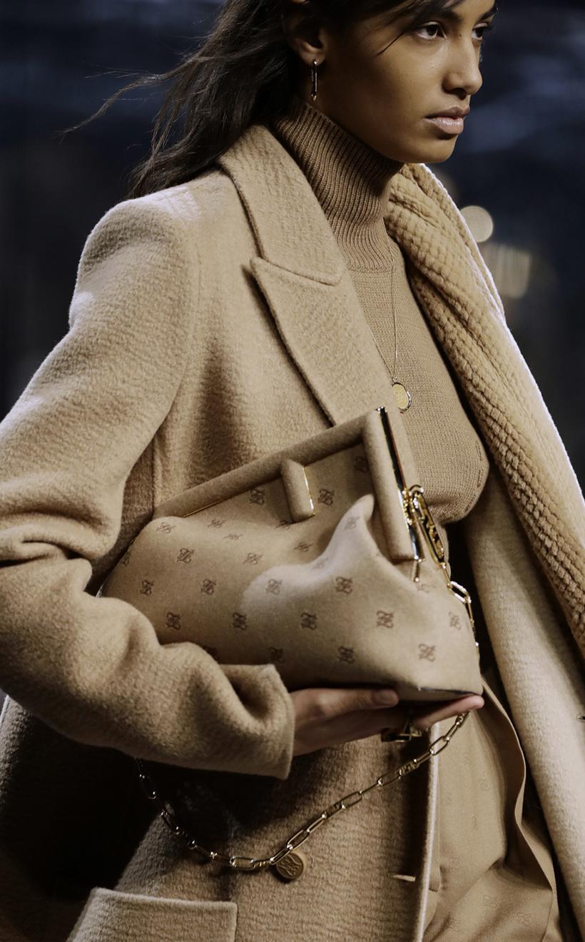 Fendi First Bag 2021 FW Handbags