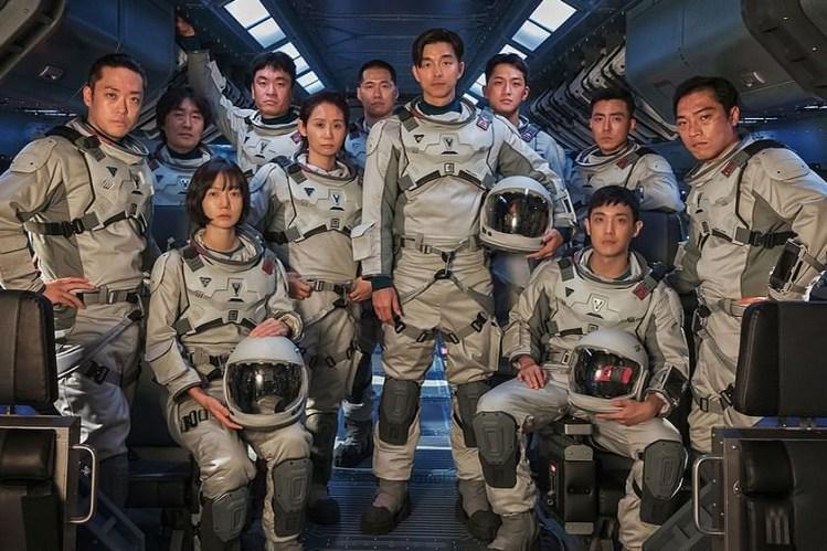 許久不見的孔劉終於回歸!Netflix 科幻影集《寂靜的大海》合作人氣演員裴斗娜!