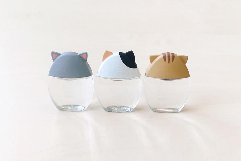 Rohto C3 Eye drops Cat ears design
