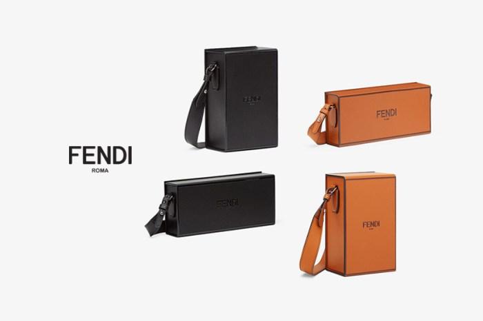 更加典雅性格:藏在 Fendi Packaging 系列中,這款默默熱門的手袋推出全新配色!