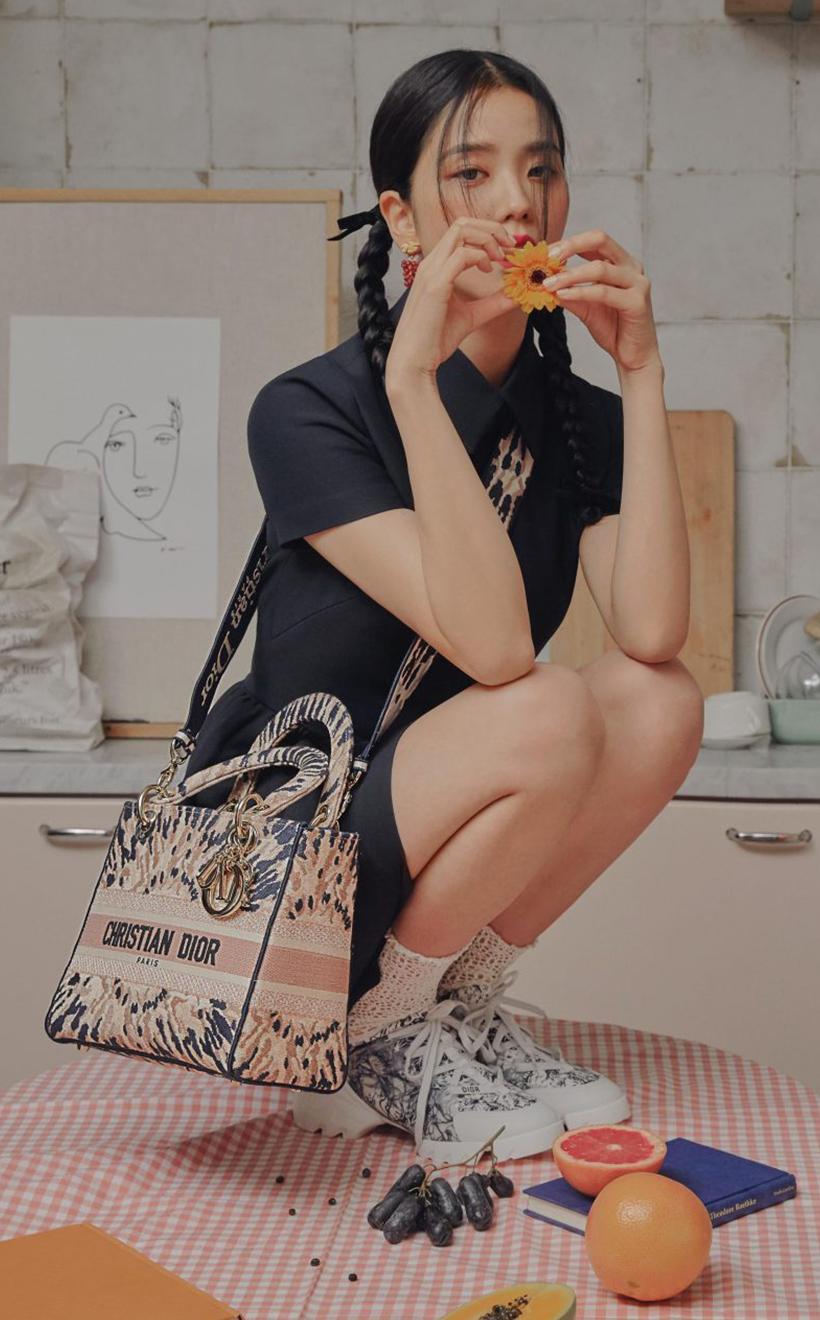 Dior Fashion and Beauty Brand Ambassador BLACKPINK Jisoo