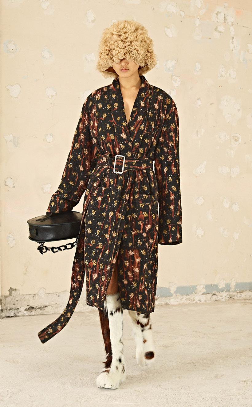 Acne Studios fw21 Handbags Apollinaria Broche