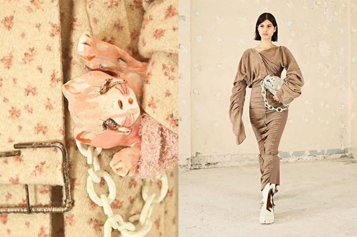 優雅中不失童心:藏在 Acne Studios 秋冬系列中,這只手袋最受時髦女生矚目!