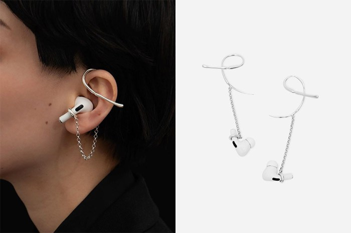 極簡美感:有了 Mara Paris 這款時髦耳飾,就不怕 AirPods 耳機不小心遺失了!