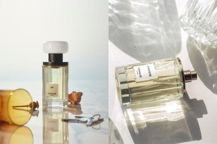滿載藝術氣息的瓶身:來自法國的純天然小眾香水 Ormaie 為何吸引時髦女生喜愛?