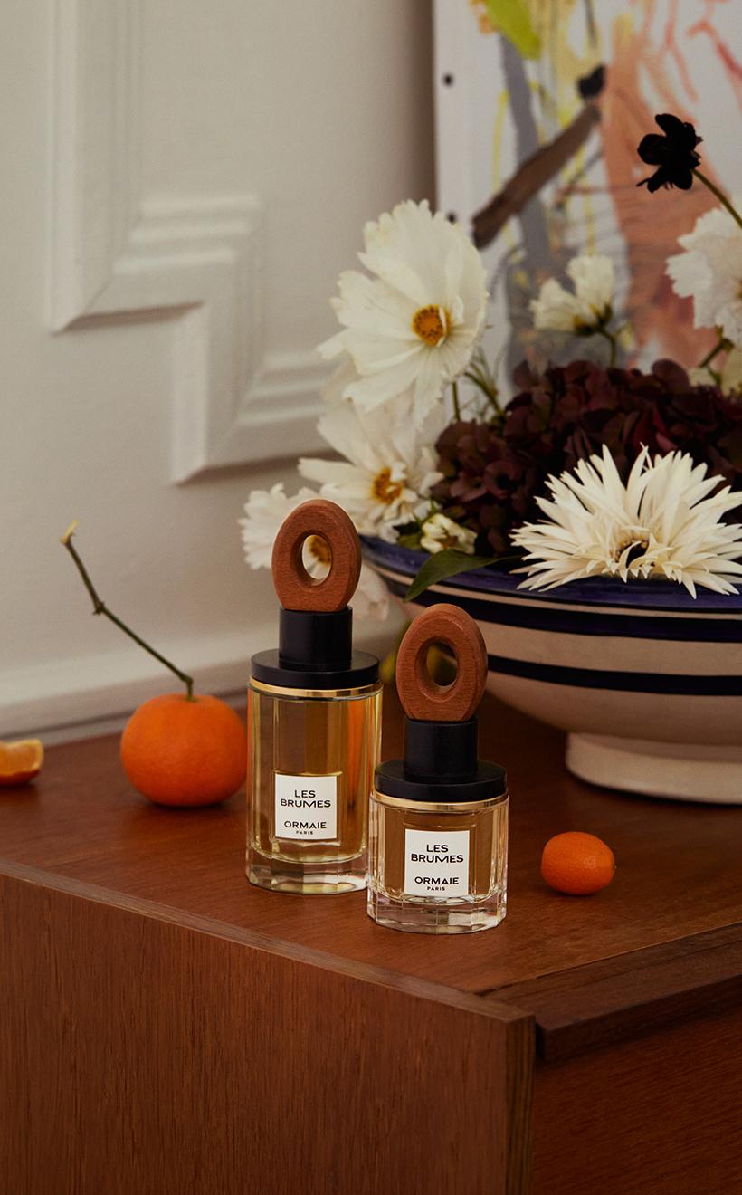 Ormaie Paris Maison de parfum French Brand Natural Indie Brand