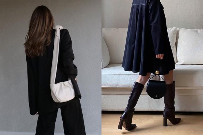 簡約實搭:被韓國女生私藏的小眾手袋 Find Kapoor,明星和時髦博主們也默默熱愛!