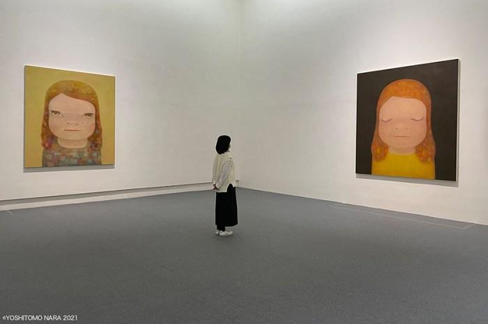 無需到日本也能欣賞:藝術家奈良美智 Yoshitomo Nara 首回台灣特展即將開幕!