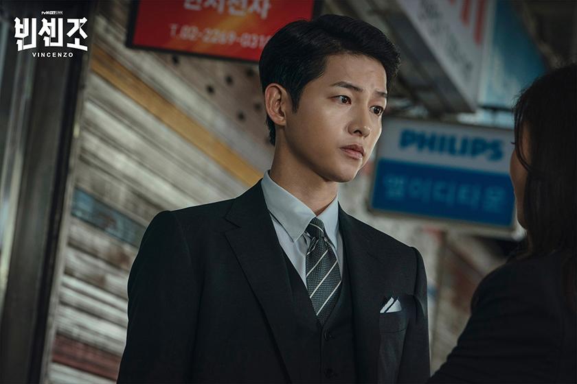 Netflix Korea Drama Vincenzo Song Joong ki
