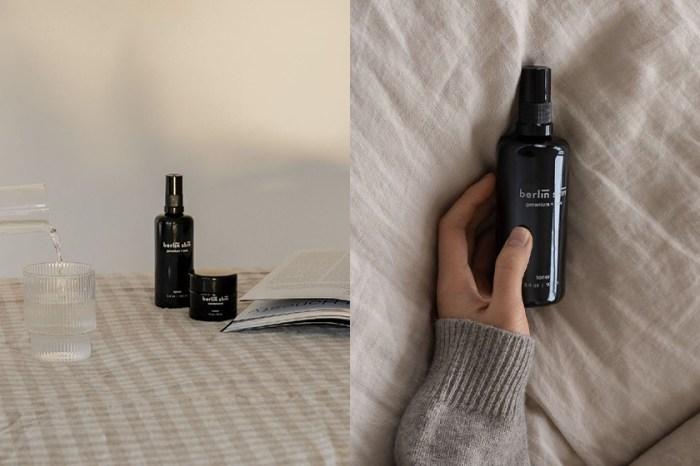 為肌膚帶來極簡保養:小眾護膚品牌 berlin skin 現在無需出國也能購入了!