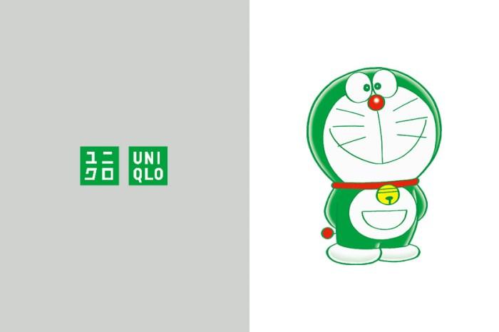 Uniqlo 把多啦A夢與 Logo 都換成了綠色,背後原來有這個令人暖心的原因!
