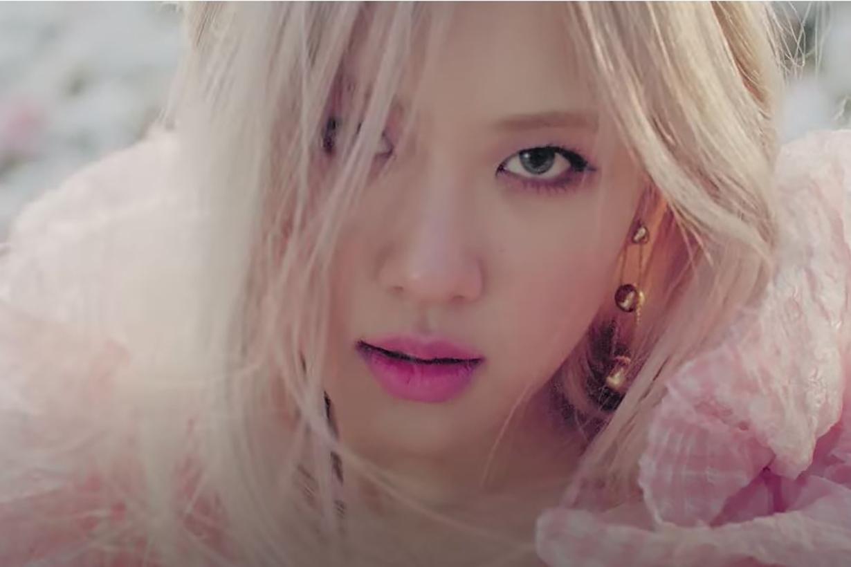 Tiffany HardWear BLACKPINK Rosé MV