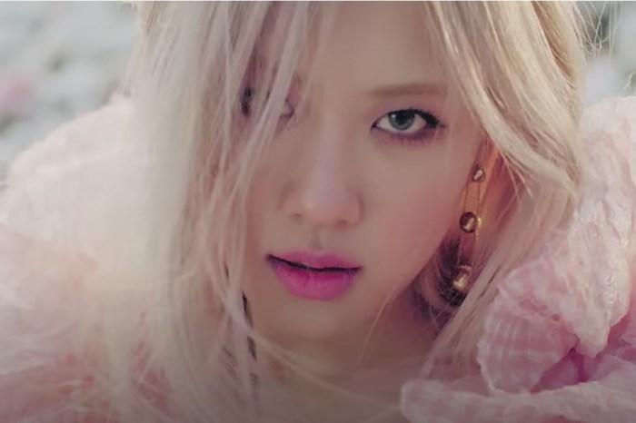 BLACKPINK Rosé 為單曲發布新 MV!戴上的 Tiffany & Co. 耳環已成人氣單品
