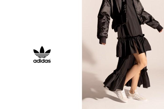 很快斷貨:adidas Originals 新品區挖寶,這件洋裝沒發現會很可惜!