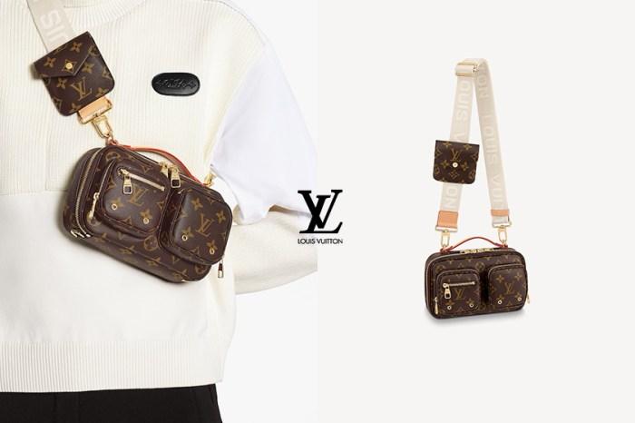 比 MPA 更率性:Louis Vuitton 全新二合一包,剛上架就登 It bag 清單!