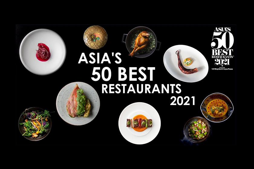 asia 50 best restaurants 2021 hong kong The Chairman