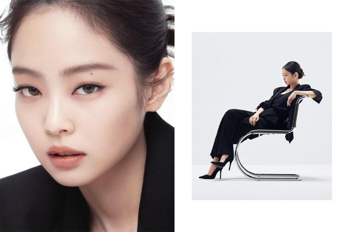 BLACKPINK Jennie 為代言美妝品牌拍攝硬照,罕有展現成熟一面!