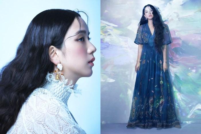 剛剛成為了 Dior 品牌大使的 BLACKPINK Jisoo,會在妝容上帶來怎樣的潮流?