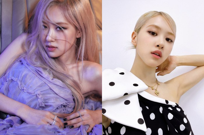 BLACKPINK Rosé 新歌 MV 造型掀起討論,3 招解構迷人慵懶風眼妝!