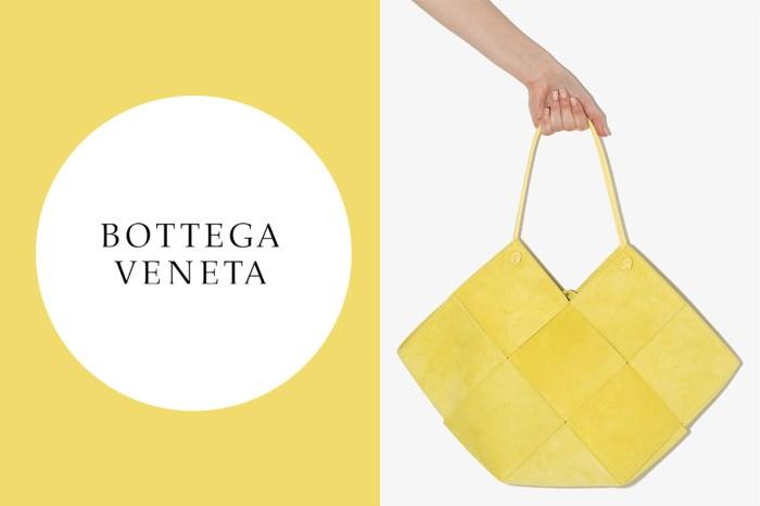 隱藏在貨架上的瑰寶!Bottega Veneta 這款 Tote Bag 你絕不能錯過!