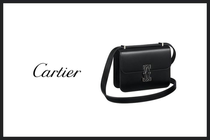 宛如珠寶般精緻:下一款 It Bag 相信會是 Cartier 這款經典俐落的手袋!