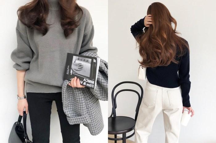 韓國女生流行的蓬鬆髮根、隨性微捲或浪漫大捲,這款 3 合 1 電髮棒也能做到!