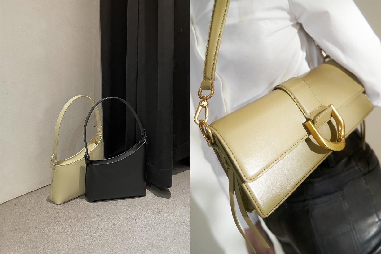 Charles&Keith handbags 2021 SS it new CK