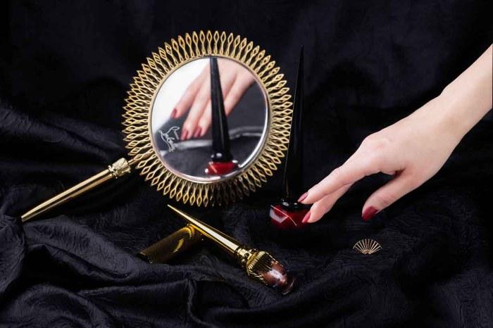 Christian Louboutin Beauty x 香港文華酒店推出奢華的美甲服務,快快預約!