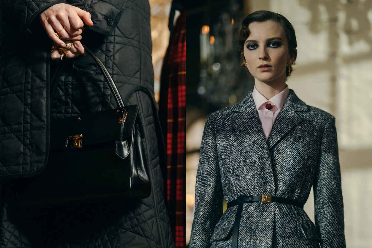 dior handbags FW 2021 New introduce must