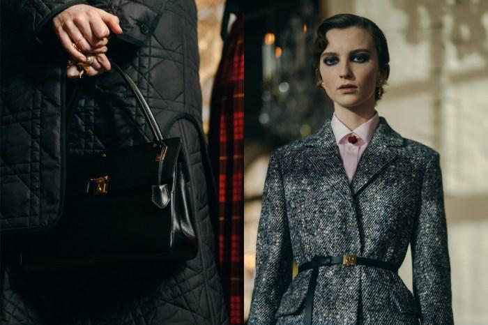 優雅如天生:Dior 這枚手袋名字還沒公佈,被預言是 99% 斷貨款!
