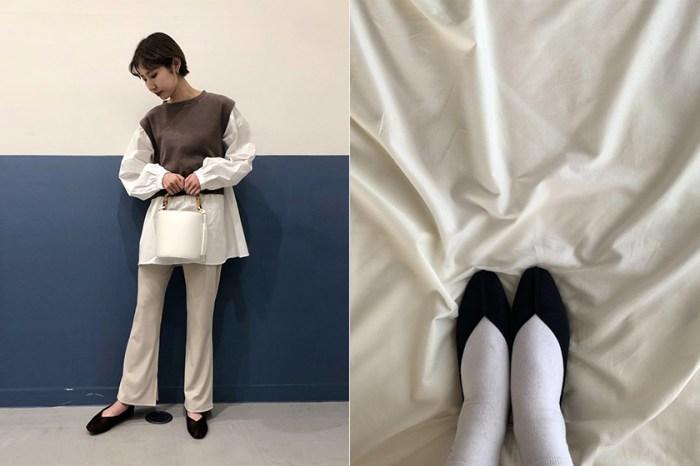 IG 話題度最高:GU 極簡繡花鞋,日本女生不約而同穿上!