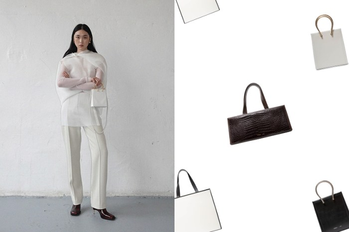 師承 Céline 的 Peter Do+小眾品牌,首個合作極簡手袋引熱議!