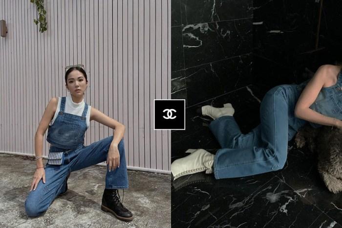 Chanel 這一款丹寧牛仔褲裝,榮登今年投資終極單品!