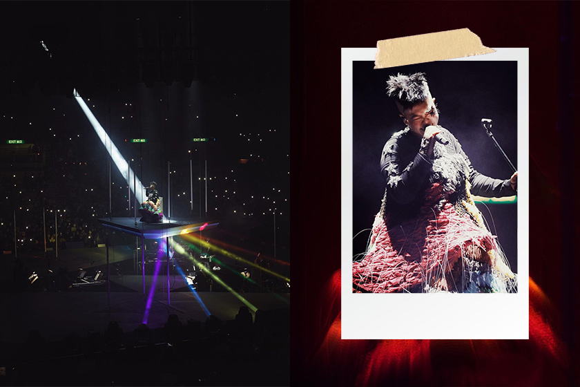 Eman Lam The Beginning of Faith Live Hong Kong