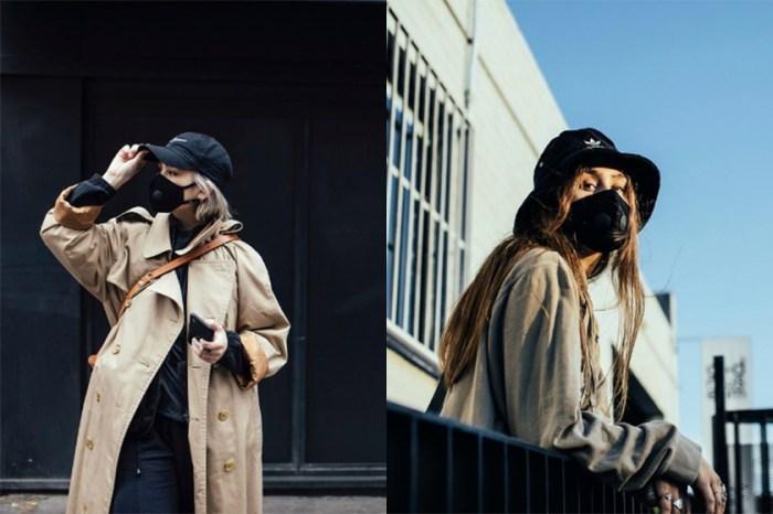 來自瑞典的極簡美學:這個受時尚博主們擁戴的口罩,到底有何特別?