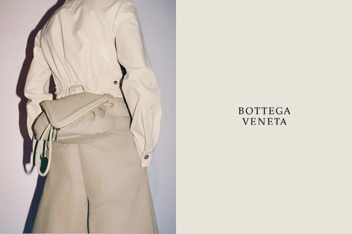 率性實用:埋沒在男包區, Bottega Veneta 極簡腰包超好搭!