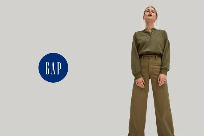 小資女生不跟你說:Gap 新一季顯瘦褲,趁斷貨前快入手!