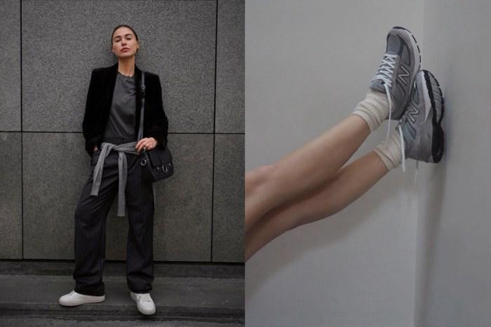 一張私藏的波鞋清單,時髦女生今年正在猶豫這 3 大款式!