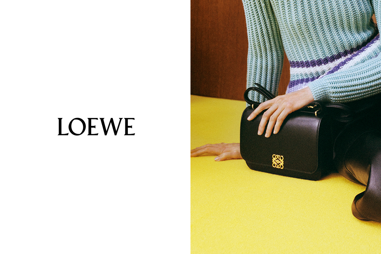 loewe goya 2021 fw handbags it new classic