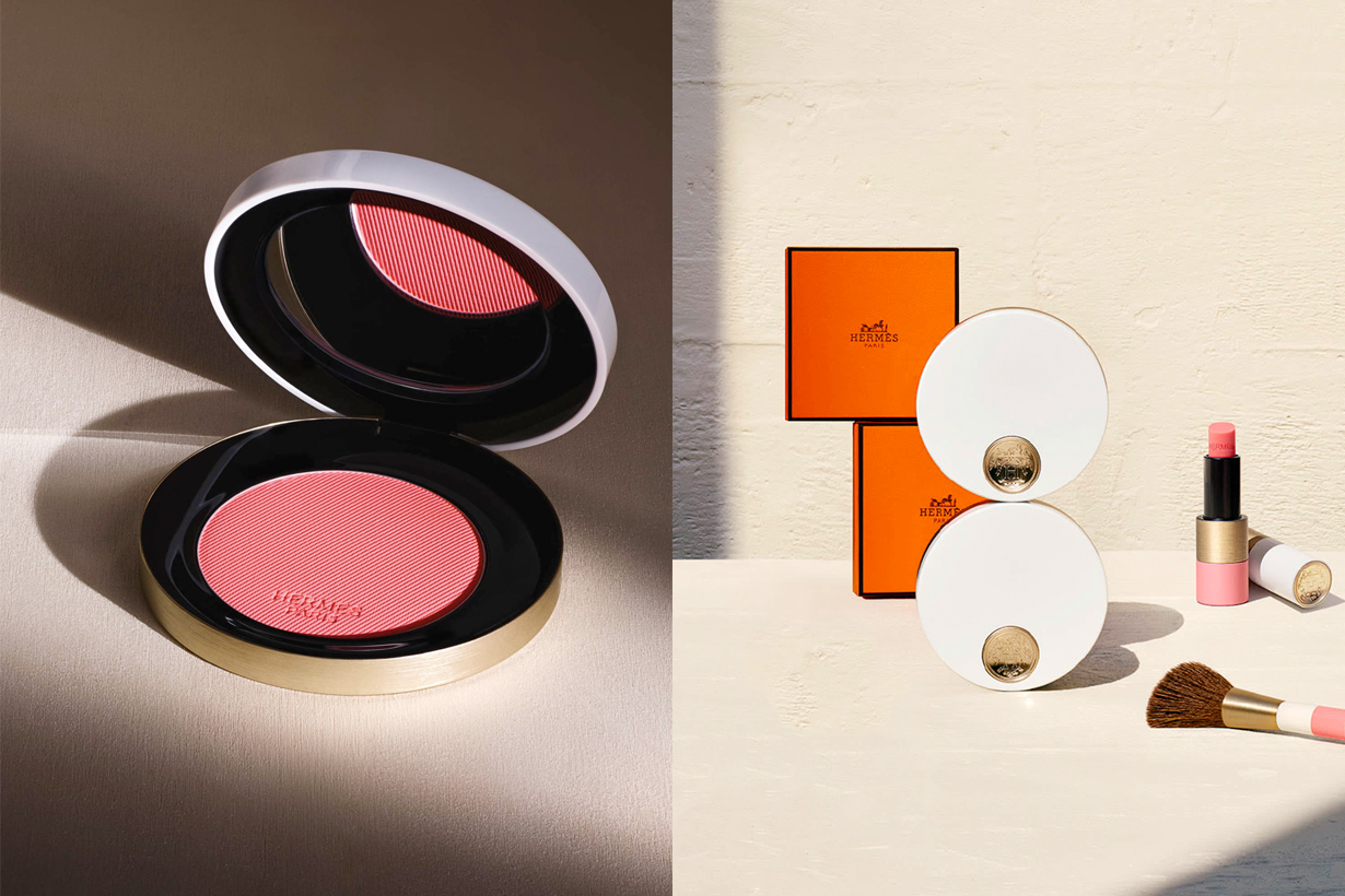 hermes rouge cheek 8 colors where when buy beauty
