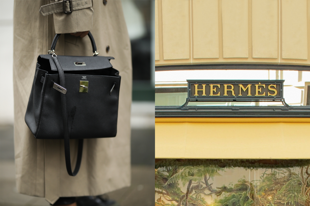 hermes victoria first eco friendly mushroom leather 2021