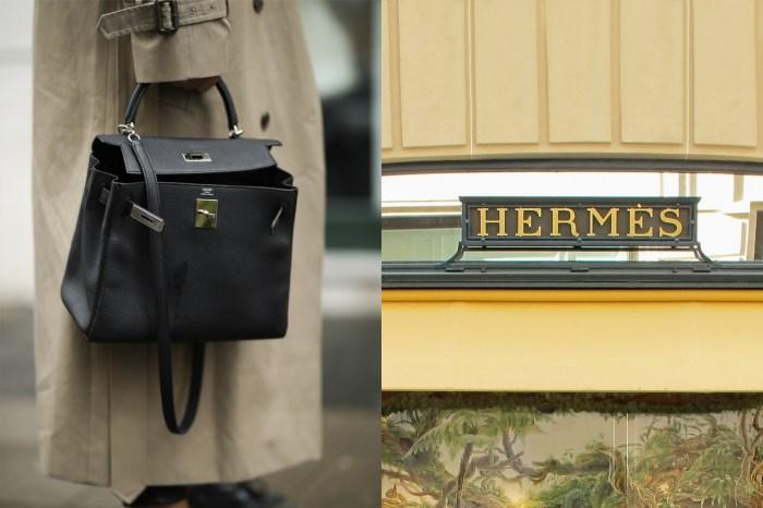 從未使用過的全新皮革,Hermès 一款低調經典的手袋將掀熱搜!