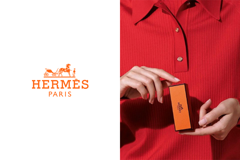 hermes special customised products FW21