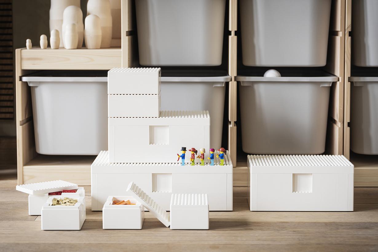 IKEA x LEGO BYGGLEK