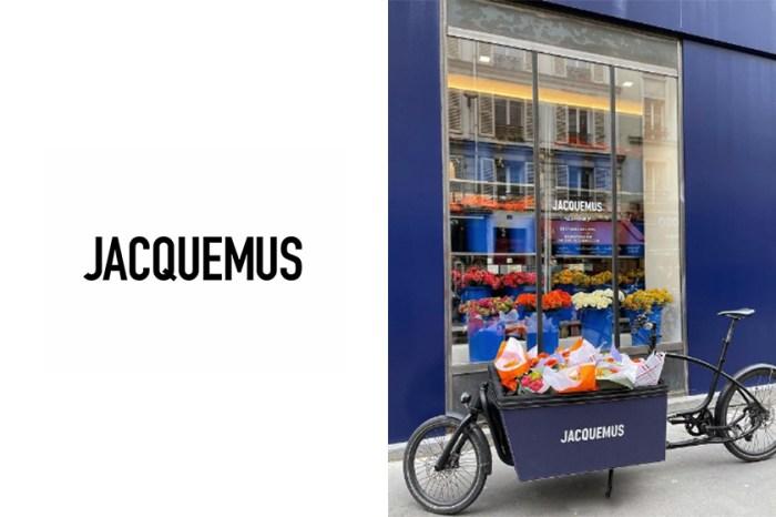 時尚達人爭相入手:來自 Jacquemus 精品花店的花束,單是包裝已經奢華十足!
