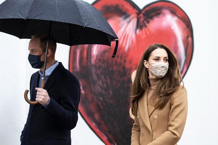凱特王妃重拾「帶貨」魅力!這款她用過的小眾品牌手袋瞬間售罄!